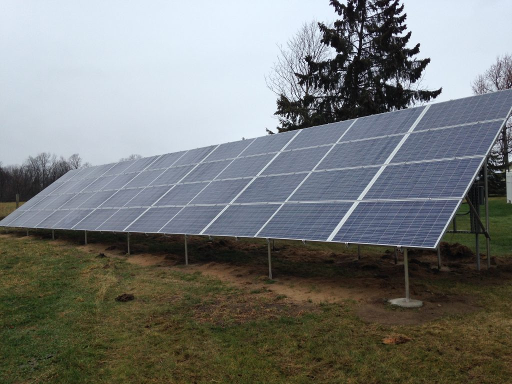 Photo Gallery Kinetic Solar Racking And Mounting