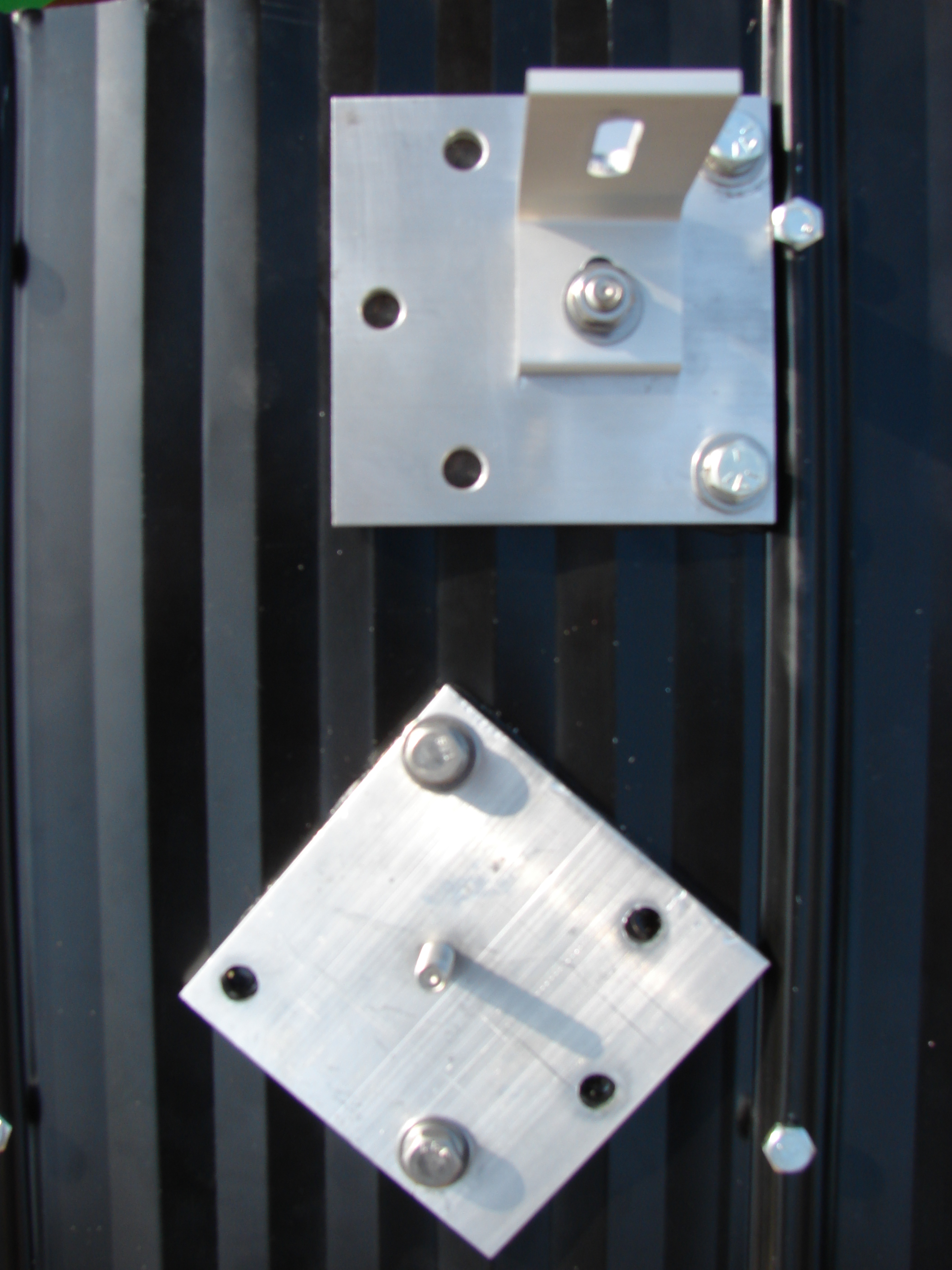 Metal Roof Kinetic Solar Racking And Mounting