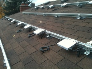 Shingled Roof Kinetic Solar Racking And Mounting